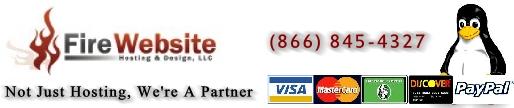 Fire Website Hosting & Design, LLC
